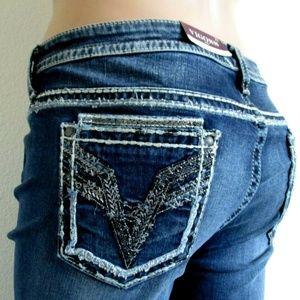 Vigoss Jeans HERITAGE Fit Dublin Plus Size 22 NWT